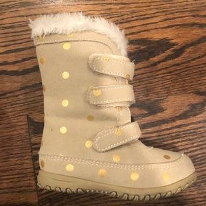 Gap Thinsulate snow boots - Size 8